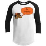 JimmyRay Cleveland Browns Baseball Tee