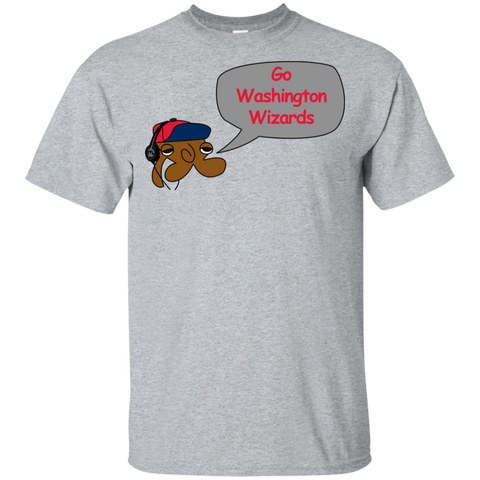 Jimmyraynemkids Washington Wizards Youth Ultra Cotton T-Shirt