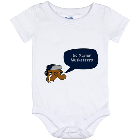 Xaiver Musketeers Baby Onesie 12 Month