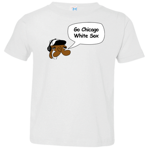 JimmyRay Chicago White Sox Toddler Jersey T-Shirt