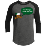JimmyRay Michigan State Spartans Baseball Tee