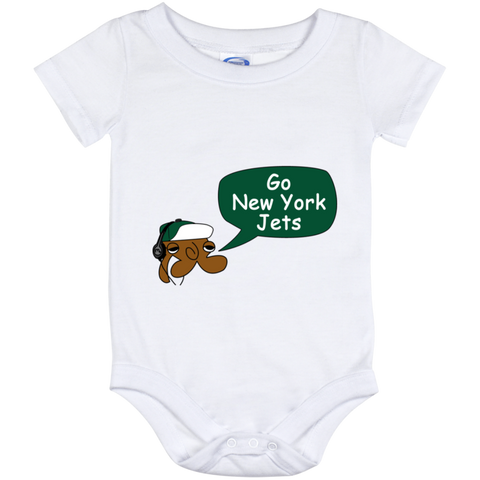 Jimmyraynemkids New York Jets Baby Onesie 12 Month