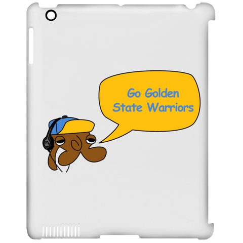 JimmyRay Golden State Warriors iPad Clip Case