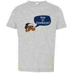 Jimmyraynemkids How Bout Dem Cowboys Baby Tee