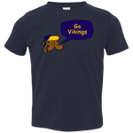 Jimmyraynemkids Minnesota Vikings Toddler Jersey T-Shirt