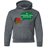 Jimmyraynemkids Mississippi Valley Youth Pullover Hoodie