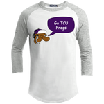 JimmyRay TCU Frogs Baseball Tee