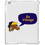 JimmyRay Minnesota Vikings iPad Clip Case