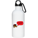JimmyRay Cincinnati 20 oz. Stainless Steel Water Bottle