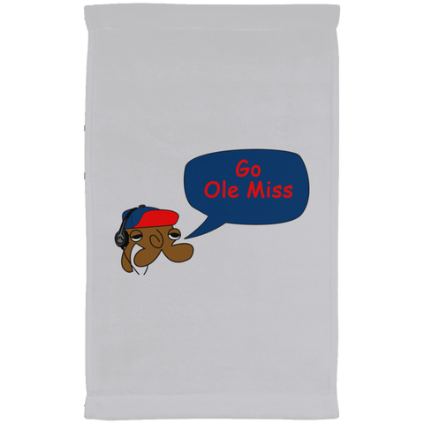 JimmyRay Ole Miss Towel