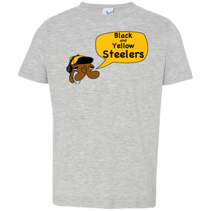 JimmyRay Pittsburgh Steelers Baby Tee