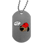 JimmyRay Eye'm On 1 Dog Tag