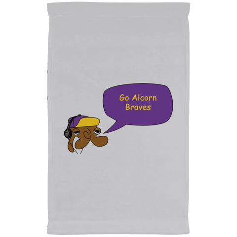JimmyRay Alcorn Braves Towel