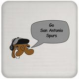 JimmyRay San Antonio Spurs Coaster