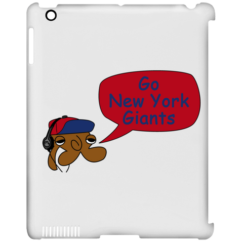 JimmyRay New York Giants iPad Clip Case