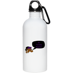 JimmyRay Toronto Raptors 20 oz. Stainless Steel Water Bottle