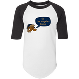 JimmyRay Los Angeles Rams Raglan Jersey