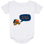 Jimmyraynemkids Auburn War Eagles Baby Onesie 24 Month