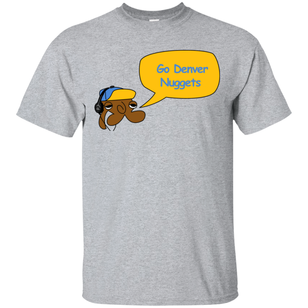 JimmyRay Denver Nuggets Tee