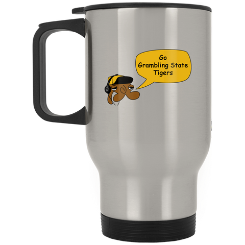 JimmyRay Grambling State Tigers Travel Mug