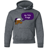 Jimmyraynemkids TCU Frogs Youth Pullover Hoodie