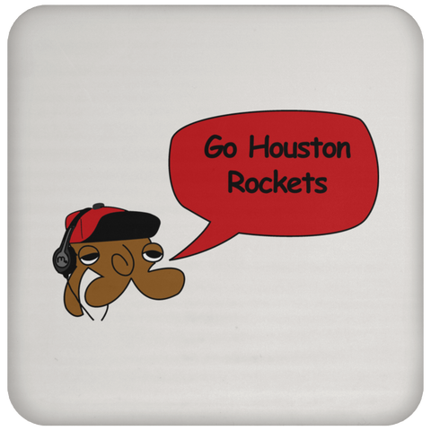 JimmyRay Houston Rockets Coaster