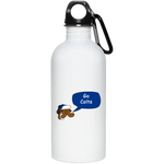 JimmyRay Indianapolis 20 oz. Stainless Steel Water Bottle