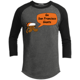 JimmyRay San Francisco Giants Baseball Tee