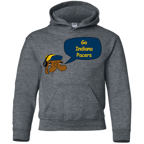 Jimmyraynemkids Indiana Pacers Youth Pullover Hoodie