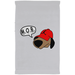 JimmyRay M.O.B Red Towel