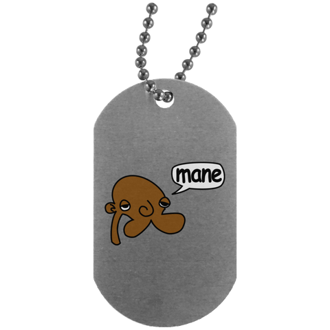 JimmyRay Mane Dog Tag