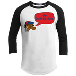 JimmyRay Buffalo Bills Baseball Tee