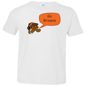 JimmyRay Cleveland Browns Baby Tee
