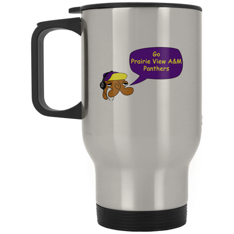 JimmyRay Prairie View A&M Travel Mug