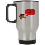 JimmyRay Houston Rockets Travel Mug