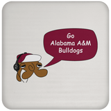 JimmyRay Alabama A&M Bulldogs Coaster