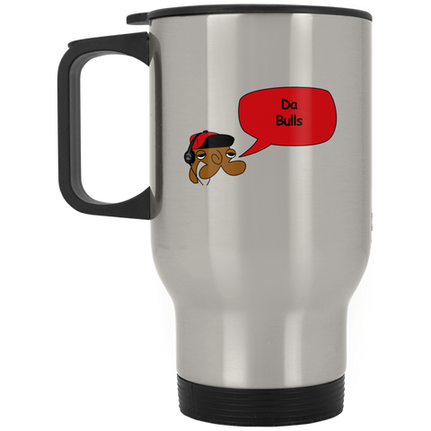 JimmyRay Chicago Bulls Travel Mug