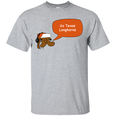 JimmyRay Texas Longhorns Tee