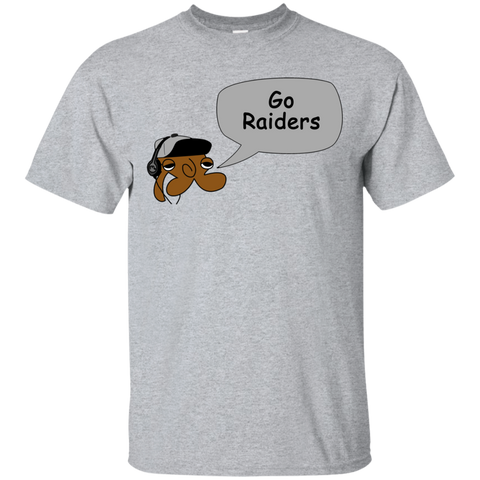 JimmyRay Oakland Raiders Tee