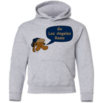 Jimmyraynemkids L.A. Rams  Youth Pullover Hoodie