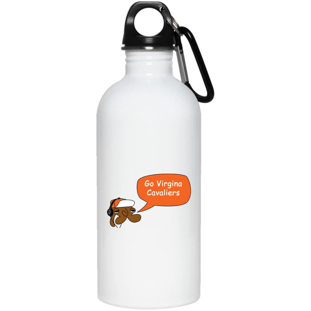 Virginia Cavaliers 20 oz. Stainless Steel Water Bottle