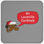 JimmyRay Louisville Cardinals Coaster