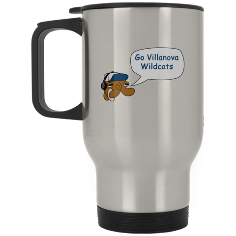 JimmyRay Villanova Wildcats Travel Mug