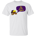 JimmyRay LSU Tigers Tee