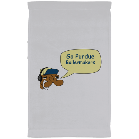 JimmyRay Purdue Boilermakers Towel