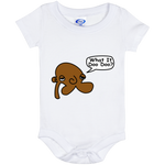 Jimmyraynemkids What it Doo Doo Baby Onesie 6 Month