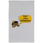 JimmyRay Pittsburgh Steelers Towel