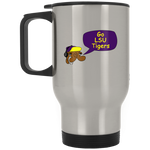 JimmyRay LSU Tigers Travel Mug