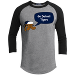 JimmyRay Detroit Tigers Baseball Tee