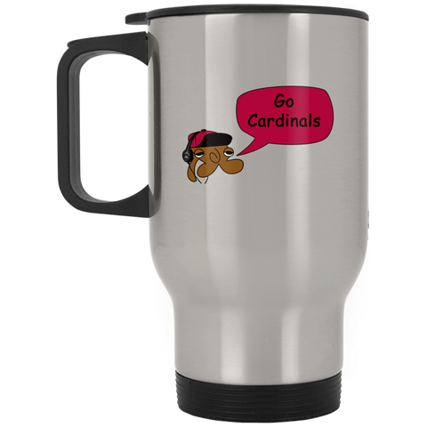 JimmyRay Arizona Cardinals Travel Mug